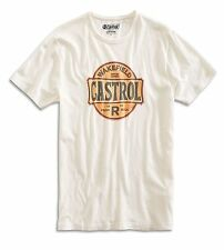 Lucky Brand - Men's L - NWT - Wakefield Castrol Motor Oil Cotton T-Shirt