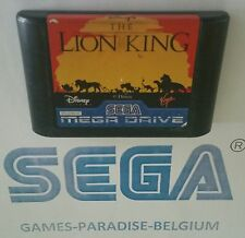 SEGA MEGA DRIVE - DISNEY'S THE LION KING ( CART ONLY )