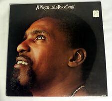 Al Wilson: La La Peace Song  Unplayed Copy- White Label Promo]