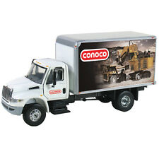 1:50 First Gear *CONOCO* INTERNATIONAL DuraStar Deliver Truck *NIB*