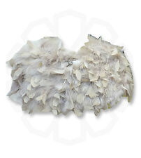 Girls Fluffy Feather Wedding Bolero , Flower Girl Fur Cape, Age 1 to 13 Years