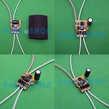 10pcs AC/DC 12V Power Supply Driver 4-7x1W for LED Lamp Light 4W 5W 6W 7W car