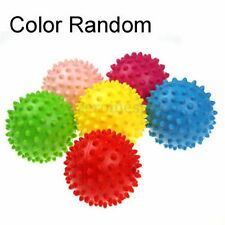 Hard Spiky Ball Massage Trigger Point Body Muscle Fitness Stress Relief Yoga Gym