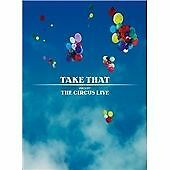 Take That - Circus Live (Live Recording/+DVD, 2009)