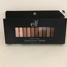 NEW ARRIVAL! EYES LIPS FACE E.L.F. ELF MAD FOR MATTE EYESHADOW PALETTE