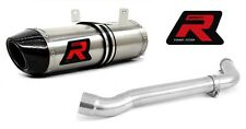 DOMINATOR Exhaust HP2 HONDA CBR 600 RR 07-13 + DB KILLER