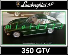1/43 -  Lamborghini Collection 50° : 350 GTV [ 1963 ] - Die-cast