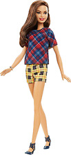 Barbie DVX74 Fashionistas Plaid on Tall Doll