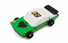 Candylab Blackjack Rennwagen Holzauto aus den USA M1101