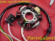 8 Coil 5 Wire Stator 125 125cc 150 150cc GY6 Honda Chinese European Scooter