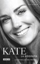 Kate, la biografa Spanish Edition)