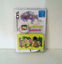 Nintendo DS Lite DSi TINKERBELL GREAT FAIRY RESCUE Accessory Pack Brand New