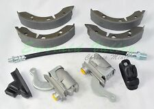 Morris Minor 1000 1957-1962 Rear Brake Kit (Shoes, Cylinders, Boots and Hose)