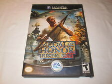 Medal of Honor: Rising Sun (Nintendo GameCube) Game Complete LN Perfect Mint!