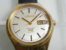 Citizen seven Star v2 Automatic 25 JEWELS cit./Miyota cal.7291 Day/Date