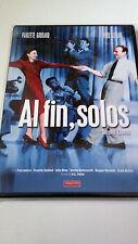 """DVD """"AL FIN, SOLOS"""" COMO NUEVA H.C. POTTER FRED ASTAIRE PAULETTE GODDARD"""