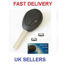 LAND ROVER DISCOVERY 1 2 TDI TD4 TD5 ROVER 75 MG REMOTE FOB KEY FULL REPAIR KIT