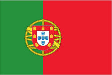 PORTUGAL / PORTUGUESE FLAG  - Europe / European / Novelty Themed Vinyl Stickers