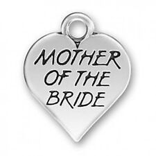 COEUR MOTHER OF THE BRIDE MARIAGE CHARME 925 ARGENT STERLING