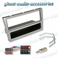 Vauxhall Corsa Silver CD Car Stereo Radio Facia Fascia Adaptor Fitting Kit