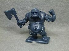 Heroquest Ogre Champion- Against the Ogre Hoard originial plastic miniature 80s
