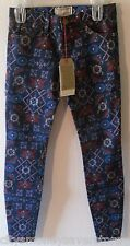 NWT Current/Elliott Womens The Ankle Skinny Jeans 24 Midnight Tapestry MSRP$188