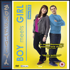 BOY MEETS GIRL - COMPLETE SERIES 1 & 2   *BRAND NEW DVD BOXSET**