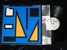 Split Enz ‎LP True Colours 1980  AMLH 64822