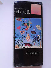 Talk Talk NATURAL HISTORY:THE VERY BEST OF cd NEW LONGBOX.long box.greatest hits