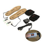 Rechargeable Electric Heating Insole Li-ion Battery 10 Hours Warming Shoe Pad