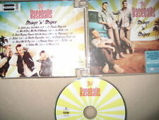CD The Baseballs - Strings 'n' Stripes CD oi punk rockabilly