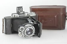 MOSKVA 4 KMZ Russian Super Ikonta Folding Camera Industar 23 4.5/110