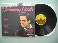 Johnny Cash - Original Sun Sound Of Johnny Cash, '2015, LP, Sundazed, Vinyl: m-