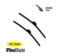 Tridon Flex Wiper Blades - Fiat Regata 01/85-12/89 16/16in