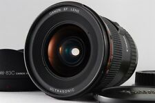 Excellent+++ Canon EF 17-35mm f2.8 L USM Lens for EOS with Hood  from Japan a164