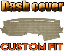 Fits 2003-2007 CADILLAC  CTS  DASH COVER MAT DASHBOARD PAD / BEIGE