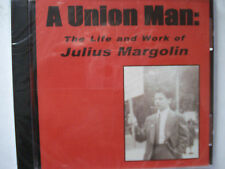 A Union Man: The Life and Work of Julius Margolin Film by George Mann New Sealed