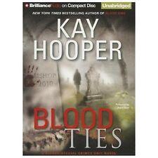 Blood Trilogy: Blood Ties 3 by Kay Hooper (2013, CD, Unabridged)