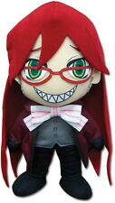 "New Black Butler: Grell 8"" Plush Doll (GE-7536)"