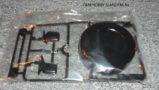 New Tamiya 58132 / 49490 Pajero Metal Top Wide CC-01 J Tree Mirrors / Spare Part