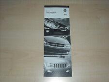 67558) Chrysler Voyager Viper 300 M Neon - Preise & Extras - Prospekt 03/1999