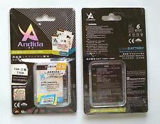 Batteria maggiorata originale ANDIDA 1800mAh x Samsung Xcover S5690