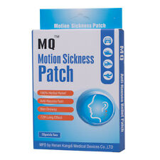 Sickness Scopolamine Patch 10 Patches Motion Sickness Patch Anti Motion & nausea