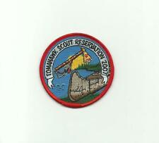 SCOUT BSA 2007 TOMAHAWK RESERVATION CAMP PATCH CANOE NORTHERN STAR COUNCIL MN WI