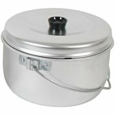 TRANGIA BILLY POT/COOK POT 2.5 LITER ALUMINUM CAMP COOKWARE WITH LID NEW
