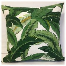 *NEW* 45x45cm Tommy Bahama Green & White Island Hopping Outdoor Cushion Cover