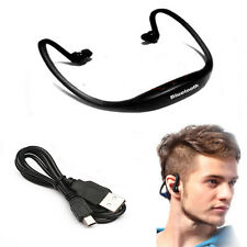 STERO WIRELESS BLUETOOTH EARPHONE HEADSET SPORTS GYM FOR IPHONE SAMSUNG HTC SONY