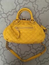 Authentic Marc Jacobs Classic Mini Stam, Yellow $1350