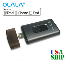 OLALA [Apple MFi Certified] 64GB USB 3.0 iPhone Flash Drive for iPhone 6s 6 Plus