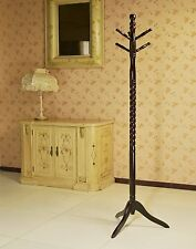 Frenchi Furniture Swivel Coat Rack Stand in Cherry Finish , New, Free Shipping